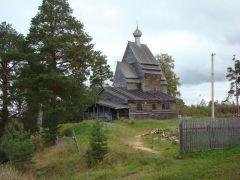 Покатушка Питер-Вознесенье-Петразаводск