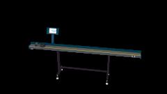 VSTEC U-3 Автоматический электронный рольганг (упор)