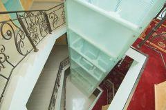 15 Стеклянные перегородки для шахты лифта