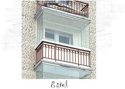 Безрамное остекление балкона в спб, lumon, acristlia: цены и.
