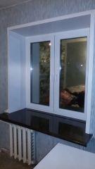 Окно с Данке